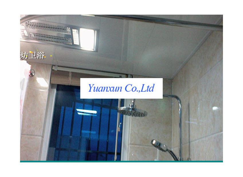 Thick 304 stainless steel shower curtain rod curved L shaped U ...