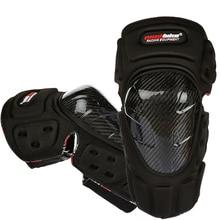 Супер углеродного волокна Мотоцикла Защитная kneepad Мотоцикл Спорт Гонки Колено Защитный коврик Спортивное Снаряжение