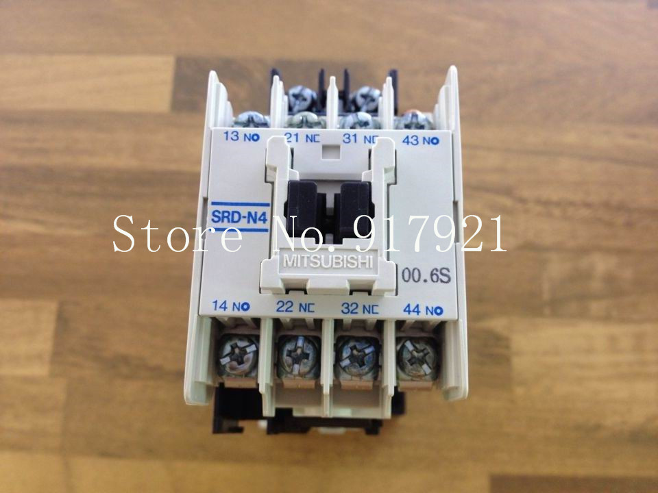 [ZOB] ORIGINAL SRD-N4SA DC220V 2NO+2NC genuine original contactor --2pcs/lot
