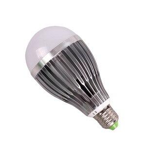 Аксессуары для светодиодной лампы, 9 Вт, 12 Вт, 18 Вт, E27, B22, E14, набор алюминиевых ламп для самостоятельного изготовления, GU10, 3 Вт, 7 Вт, запасные части для улучшенной лампы