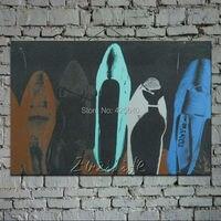 アンディ·ウォーホルダイヤモンドダスト靴ii絵画家の装飾ホーム装飾油絵ホームデコレーションウォールの写真ウォールアートペイン