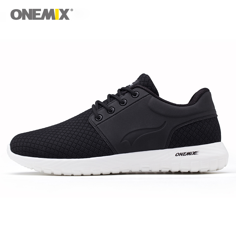 Onemix Running Shoes For Men Breathable Mesh Women Sports Sneaker Lightweight Lace-up Sneaker For Outdoor Walking Trekking Shoes abierto mexicano los cabos wednesday page 6