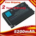 Laptop battery For HP Compaq NC4200 NC4400 TC4200 TC4400 381373-001 383510-001 HSTNN-IB12 HSTNN-UB12 PB991A