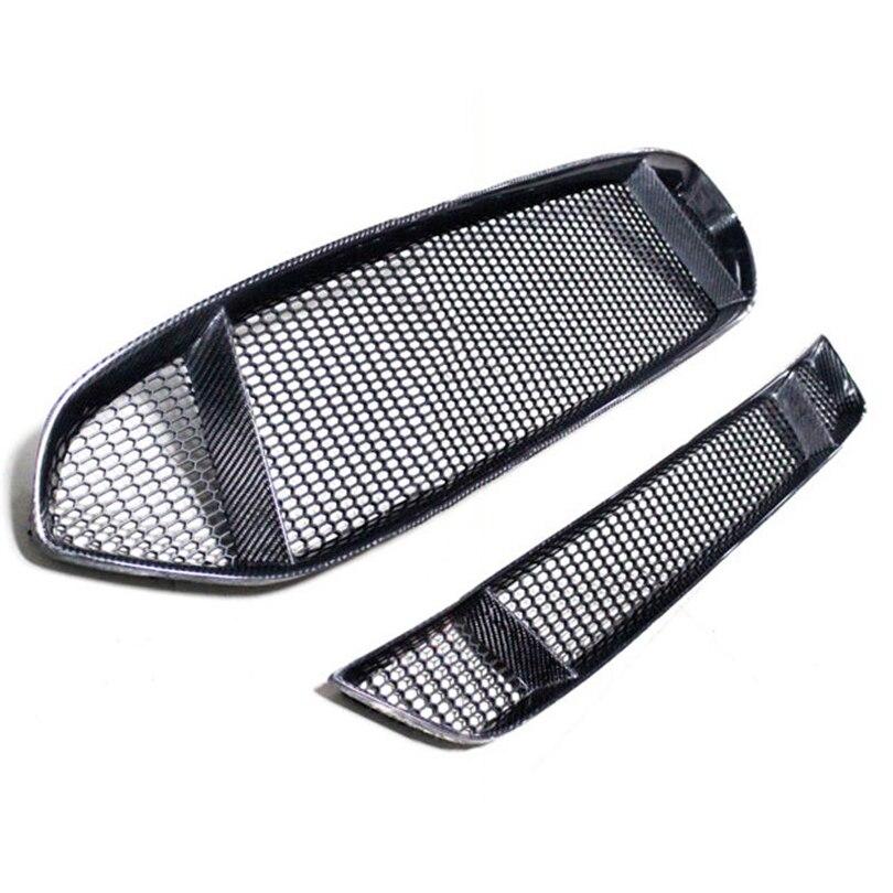 fusion carbon fiber grille