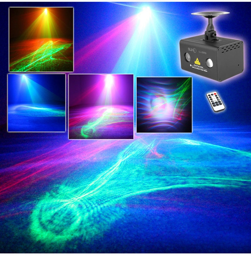 The Latest Water Lines Laser Aurora Dream Full Color Bar
