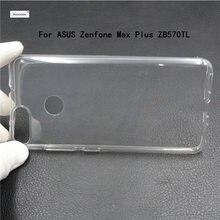 HUDOSSEN For Asus Zenfone Max Plus M1 Case Silicone Ultra-thin Transparent  Soft TPU Slim Case For ASUS ZB570TL X018D Protective 67a6d57c55c3