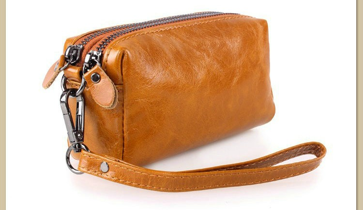 Clutch Wallet Double zipper 5