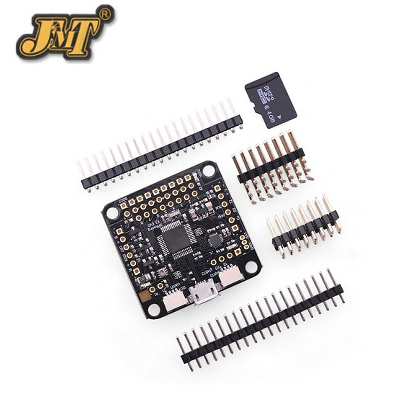 JMT Flight Controller SP Racing F3 Upgraded Version EVO 4GB Micro SD Card for DIY RC Racing Drone Quadcopter Multicopter hglrc xjb v2 micro 6dof f4 evo flight control aio
