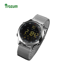 EX18 intelligent watch services and sms alert sports tracker watch font b smartwatch b font this