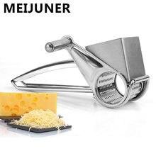 Meijuner измельчитель сыра из нержавеющей стали терки для Измельчитель