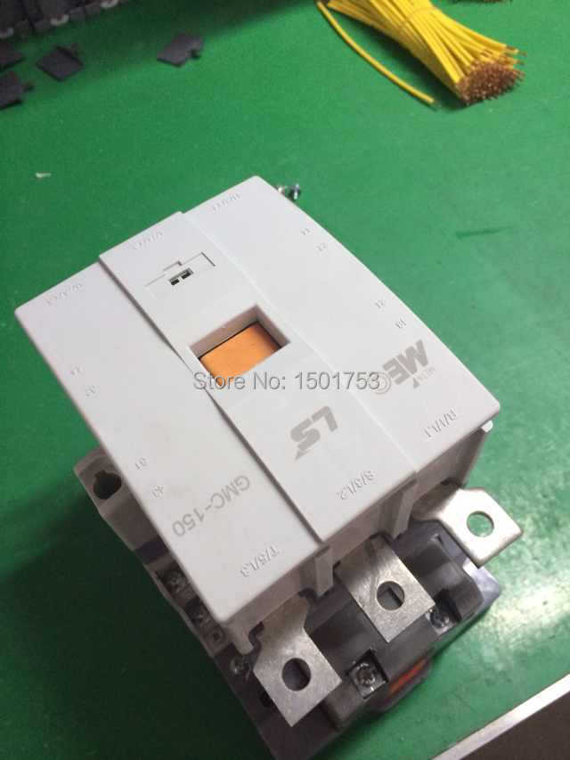 GMC -150  Contactor gmc 220 ac electromagnetic contactor brand new