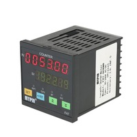 FH7 6CRNB 90 260V AC/DC 6 Digital Counter Multi functional Length Counter Intelligent Machine Hours Length Meter