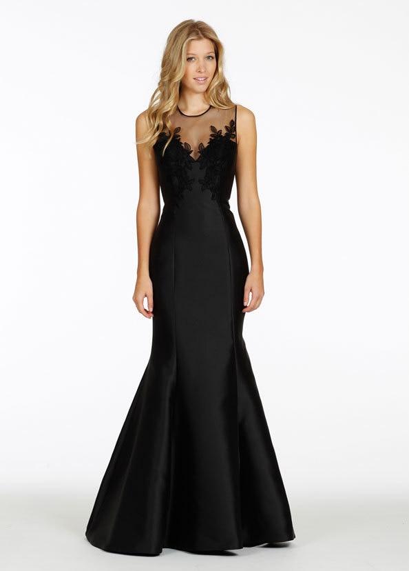 Ebullient classic elegant bridesmaid gowns empire high mermaid bridesmaid  dress appliques taffeta bridesmaid dresses 2014-in Bridesmaid Dresses from  ... 8947da43df9b