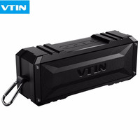 Professional VTIN Waterproof Bluetooth Speaker High Quality Wireless Speakers Sound Box Column Portable For Outdoor Climbing New