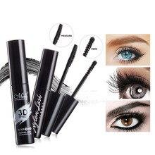 Waterproof Mascara Plus Grafting Fiber Mascara Companion Beauty Eyelash Set eyelashes for women  mascara fibers