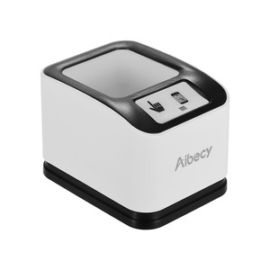 Image 4 - Aibecy 2200 1D/2D/QR Codeสแกนเนอร์CMOSภาพเดสก์ท็อปเครื่องอ่านบาร์โค้ดUSBเครื่องอ่านบาร์โค้ดOmnidirectionalหน้าจอ