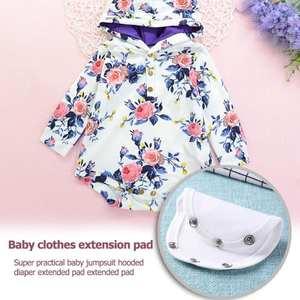 Romper Extender Baby-Boys-Girls Diaper Utility-Bodysuit Partner Jumpsuit Kids Length