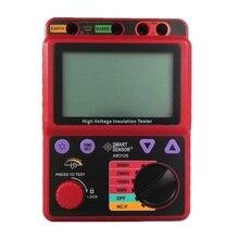 Smart Sensor AR3125 500~5000V Megohmmeter High Voltage Insulation Resistance Tester Megger недорого