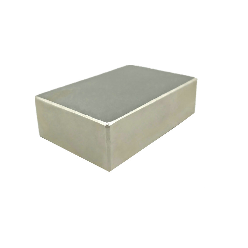 2pcs/lot Grade N52 NdFeB Block about 60x40x20 mm Rectangle Strong Neodymium Permanent Magnets Rare Earth Industry Magnet усилитель kicx tornado sound 2500 1