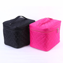 New Storage Bag Cosmetic Bag Multi-function Portable Candy Color Wash Bag Handbag Luggage Organizer Manufacturer Wholesale superior quality multi color pattern satin cute color multi function cosmetic bag mini bags storage bags gift wholesale
