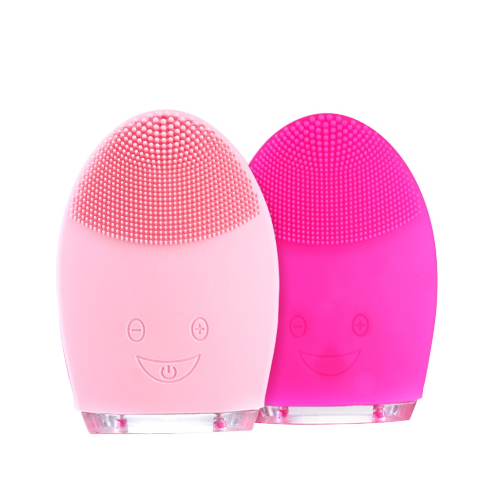 Best Quality Rechargeable Silicone Facial Cleaner