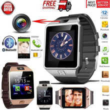 DZ09 smart uhr für Apple android phone support-sim-karte reloj inteligente smartwatch gt08 tragbare intelligente elektronik Geschenk Box