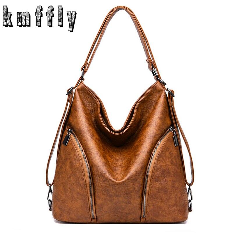 Women Bag Messenger-Bag Top-Handle-Bags Main Multifunctional Vintage Designer Luxury Brand
