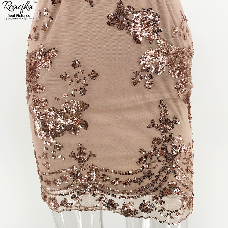 HTB1RDxYQpXXXXaiXpXXq6xXFXXXo - FREE SHIPPING Women Halter Bandage Backless Rose Gold mini dresses Floral JKP249