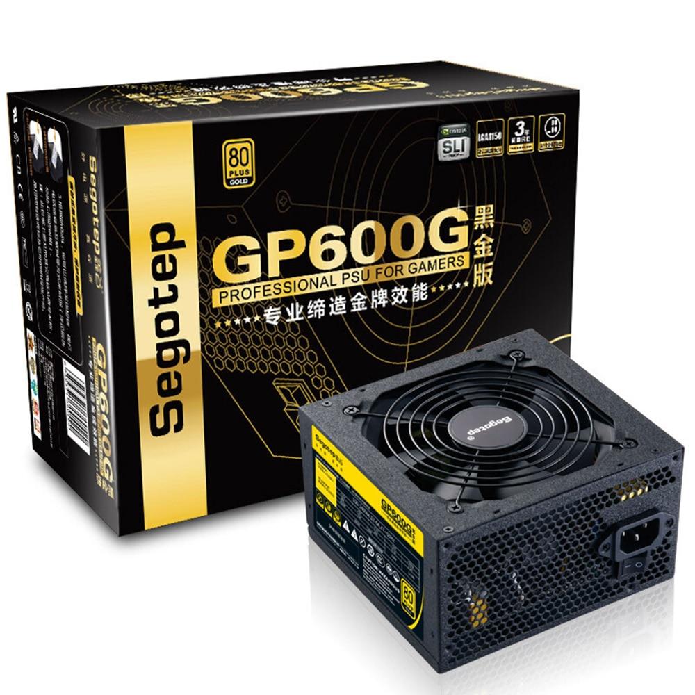 Segotep 500w Gp600g Atx Pc Computer Power Supply Desktop Psu 12v Ramadan 5 Package List 1 Ac Cable Bag Of Screws Tie