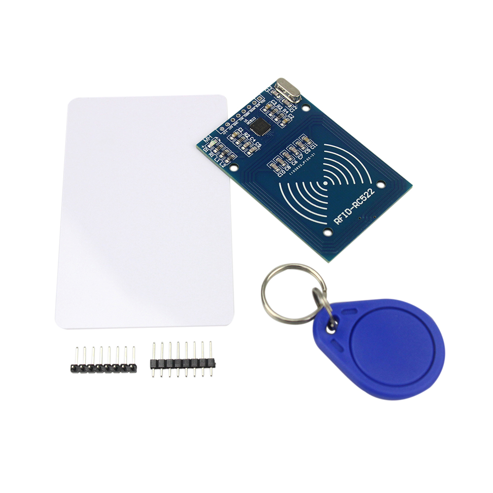 RFID Module RC522 Kits 13 56 Mhz 6cm With Tags SPI Write Read For Arduino Diy