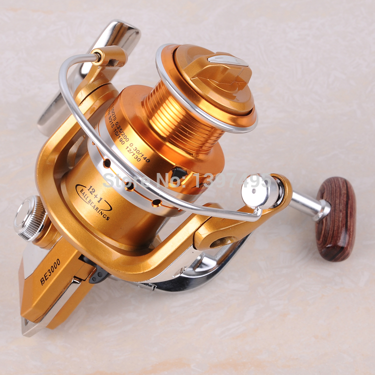 German technology 12bb 1 bearing balls 1000 7000 series for Cheap fishing rods for sale