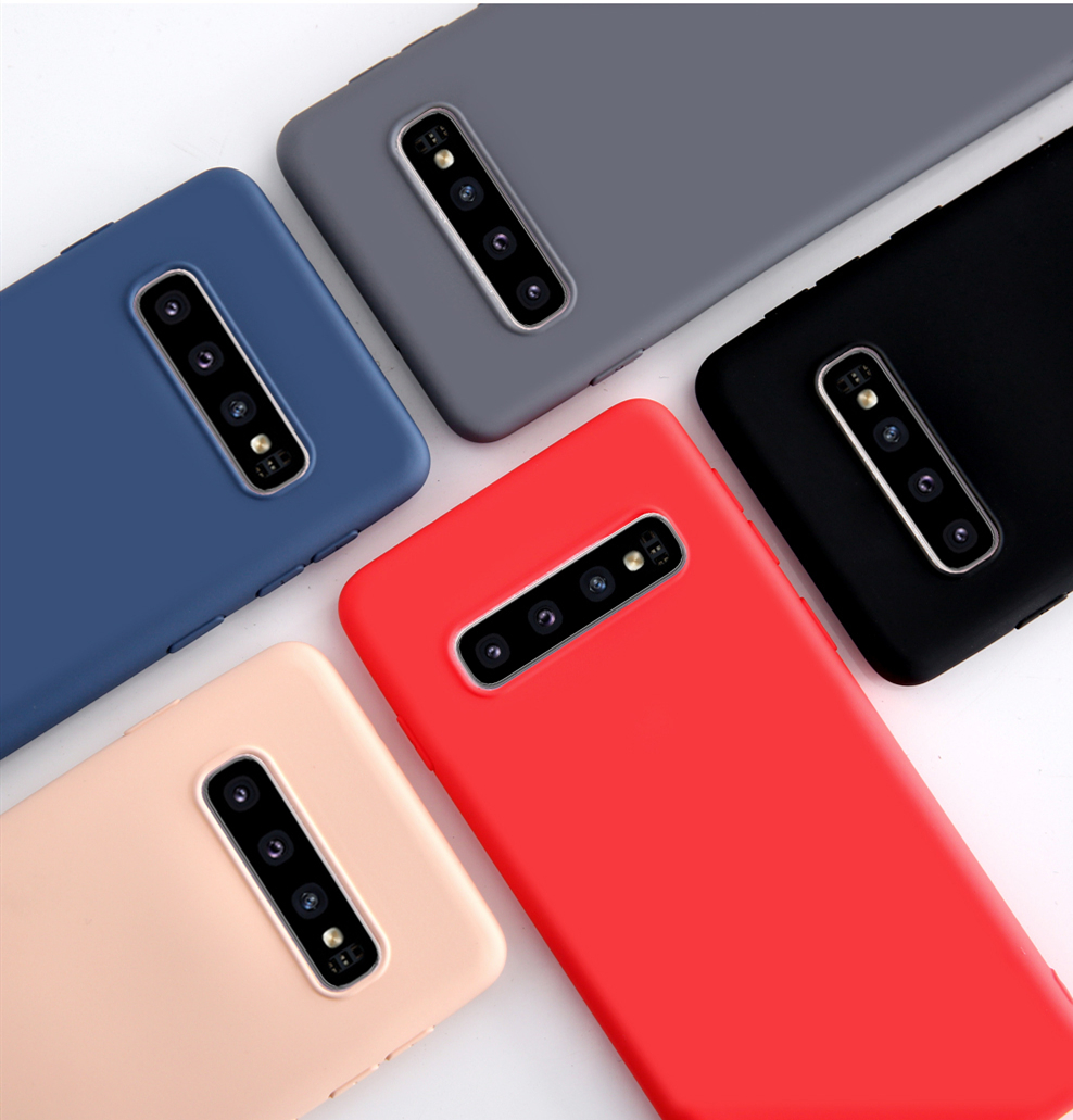 Original Liquid Silicon Case for Huawei Honor 8A 8C 8X MAX 9i 9N 8 9 10 Lite V9 V10 V20 Note 10 Play Magic 2 Baby Skin Cover in Fitted Cases from Cellphones Telecommunications
