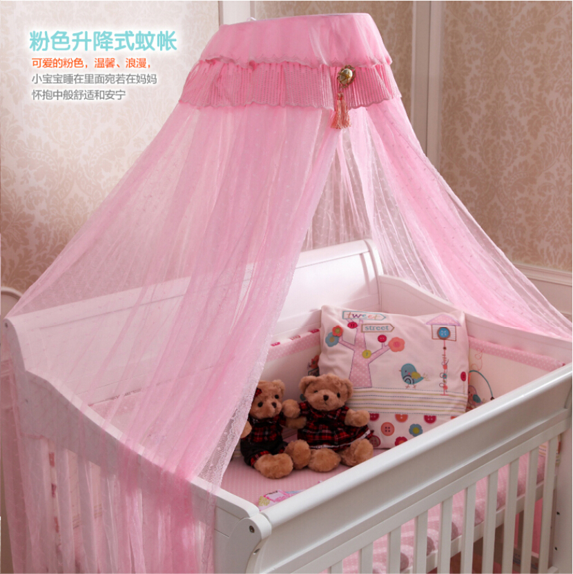 2016 white pink yellow net curtain dome mosquito nets a new born baby bed canopy insect net-in Mosquito Net from Home u0026 Garden on Aliexpress.com | Alibaba ... & 2016 white pink yellow net curtain dome mosquito nets a new born ...