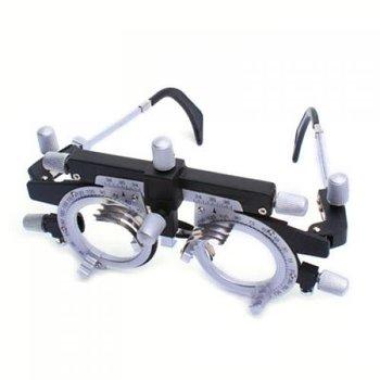 YENI Optik Optik Deneme Lens Çerçevesi Göz Optometri Gözlükçü