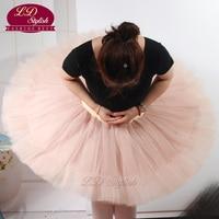 Adult Pancake Ballet Tutu Skirts Practice Tutu Skirt Half Tutus For Children LD0002S Adult Half Tutu