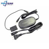 Wholesale 10Pcs/Lot Camera AC Adapter EH 62E EH62E (EN EL11) for Nikon Coolpix S550 S560 Ricoh R50 Pentax M50 M60 V20 W60 W80