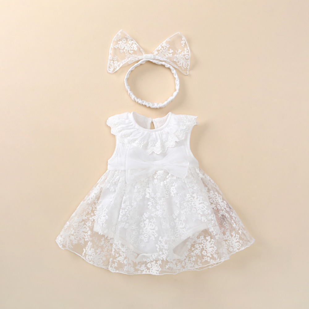 <font><b>baby</b></font> <font><b>girl</b></font> <font><b>dress</b></font> summer clothes kids princess <font><b>dress</b></font> <font><b>girl</b></font> wedding gown <font><b>baby</b></font> clothing twins set 0 1 <font><b>year</b></font> birthday vestido infantil image