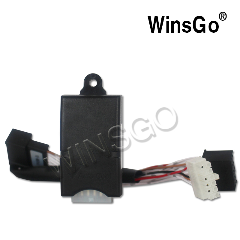 WINSGO Auto Car Mirror Folder Folding Spread Kit Automatikusan hajtogatja a Outback 2010-2016-at