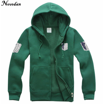 Attack on Titan Hoodie 2