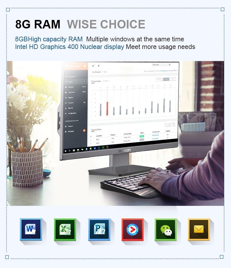 ssd wifi rato de negócios e teclado ultra-fino