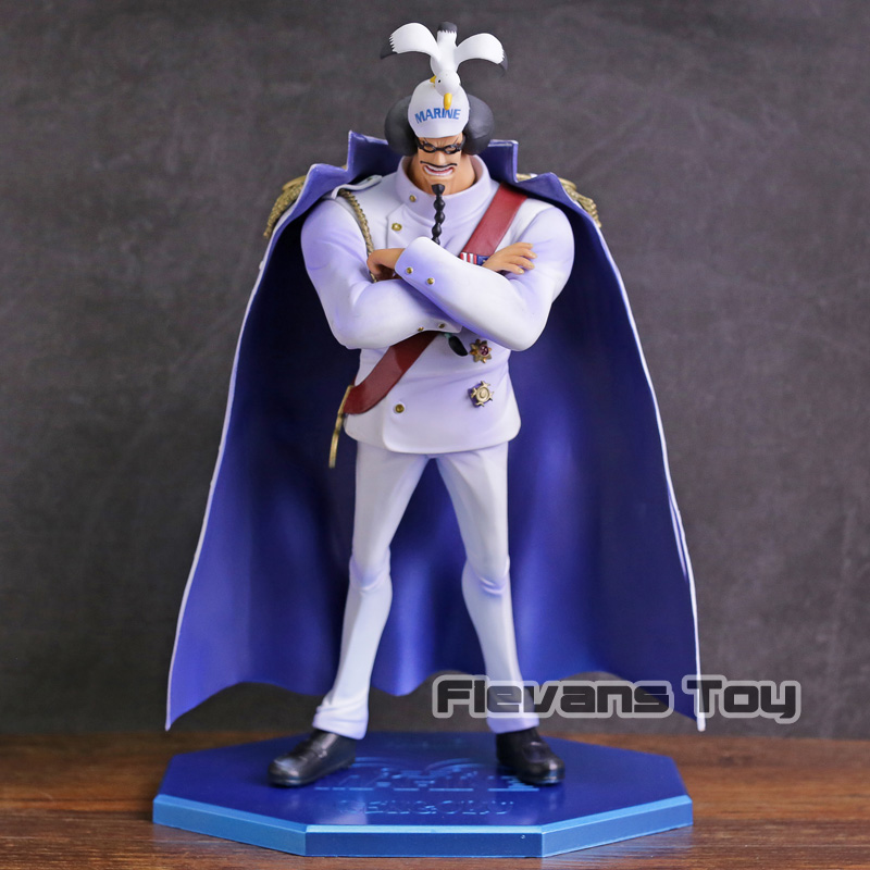Anime One Piece Portrait of Pirates P.O.P Limited Edition Sengoku PVC Action Figure Collectible Model Toy free shipping cool 9 one piece anime p o p shichibukai the surgeon of death trafalgar law after 2 years pvc action figure model