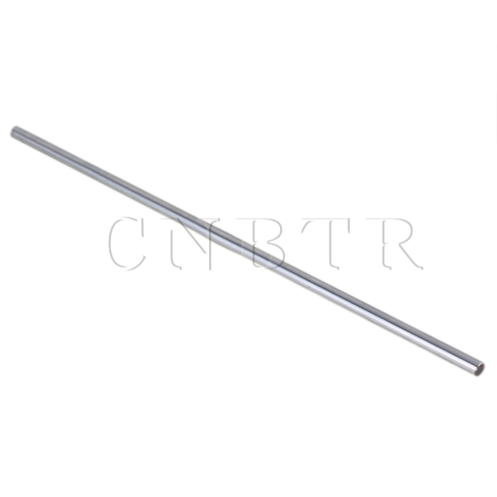 CNBTR Cylinder Liner Rail Linear Shaft 12mm OD x 500mm Optical Axis Bearing Steel 4pcs od 16mm x 800mm cylinder liner rail linear shaft optical axis