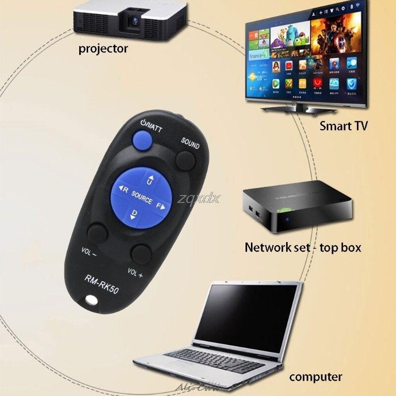 Télécommande de Remplacement Pour JVC Voiture Stéréo RM-RK50 RM-RK52 KD-A625 KD-A725
