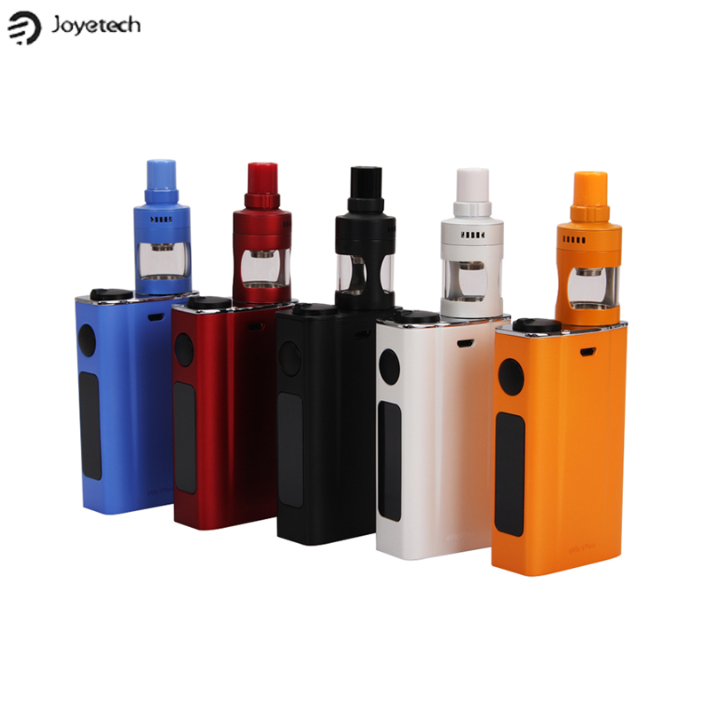 100% Original Joyetech eVic Vtwo 80w Firmware Upgradeable 75W Box Mod with Cubis Pro Atomizer Starter Kit original joyetech evic basic with cubis pro mini starter kit e cig evic basic battery 1500mah 2ml cubis pro mini tank atomizer