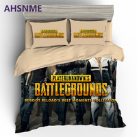 AHSNME 3D printing (winner winner chicken dinner) bedding set pillowcases quilt cover bed set King Queen Double Twin single size