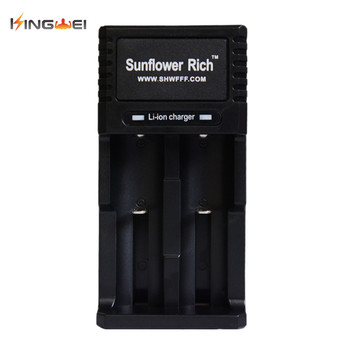 10pcs KingWei XXC-Q5 Electric Battery Charger Rechargeable Double Batttery Charger Dual Equip With A Micro USB Rapid Charger