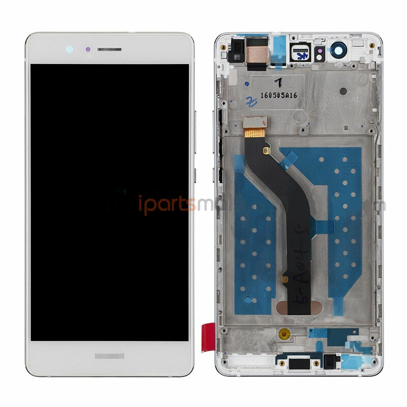 ФОТО Original Genuine For Huawei P9 lite LCD Screen Display And Touch Digitizer With Front Housing Assembly Ship BY DHL EMS