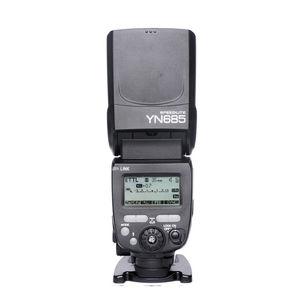 Image 2 - YONGNUO YN 685 YN685 Wireless HSS TTL Speedlite Flash Build in Receiver For Canon YN685 is YN 568EX II Upgraded version