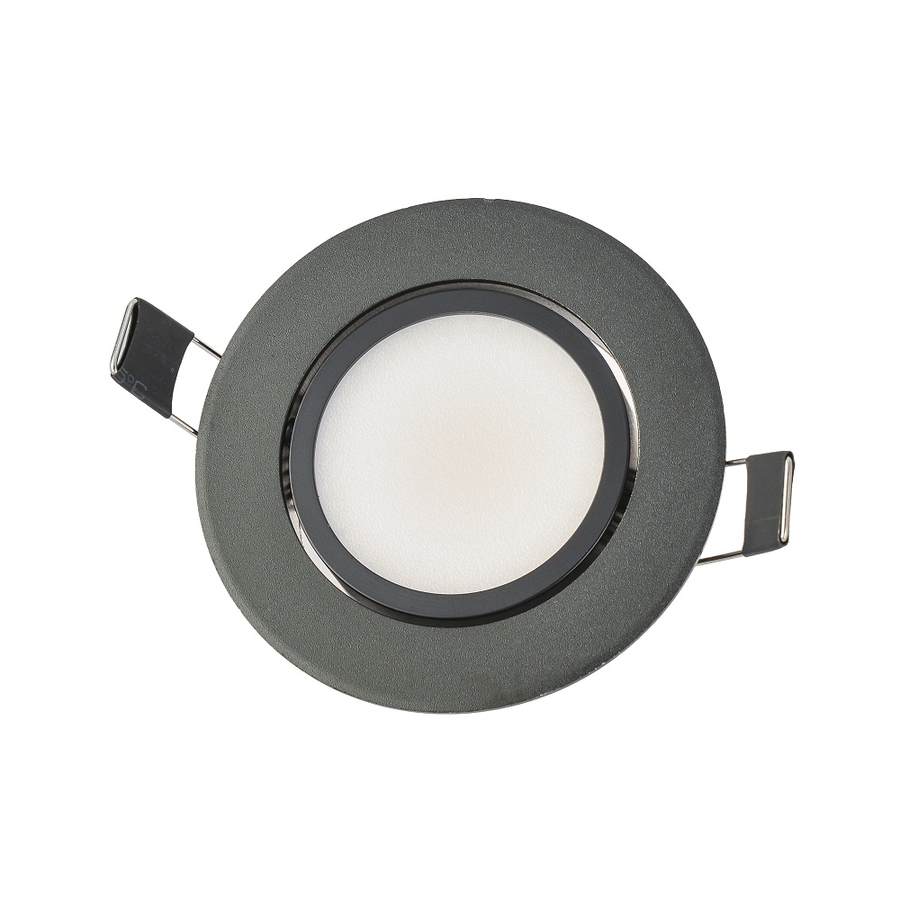 2017 New Product Launch Recessed LED COB Downlight 3W 6W 9W LED Spot light led Ceiling Lamp Wide AC 85-265v led downlight