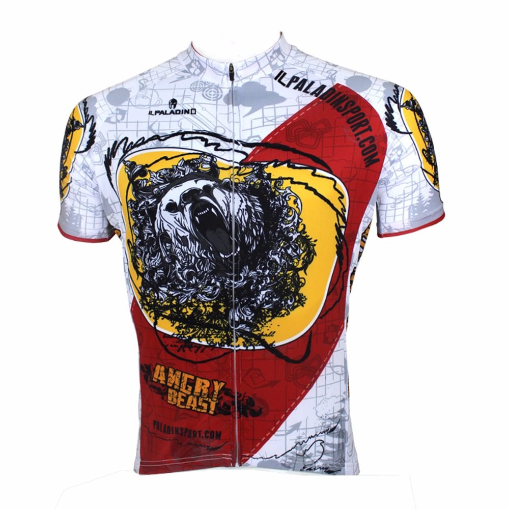 ILPALADINO The Latest Riding Cycling Jersey Handsome Comfortable MTB Mountain Bike Bicycle Cycling Jerseys For Spring And SummerILPALADINO The Latest Riding Cycling Jersey Handsome Comfortable MTB Mountain Bike Bicycle Cycling Jerseys For Spring And Summer